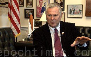 美国会议员谴责中共向台湾施压 阻官员看神韵