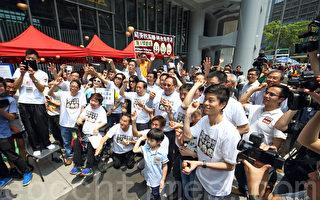 「北京逼出來的!」陳日君擬絕食爭香港普選