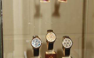 瑞士三大品牌名錶 男人的珠寶