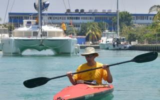古巴到美国 失明听障男开划