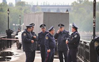 東烏克蘭近失控 警察任民兵占領政府