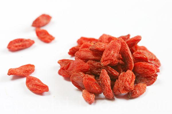 枸杞是超好的抗氧化剂。(Fotolia )