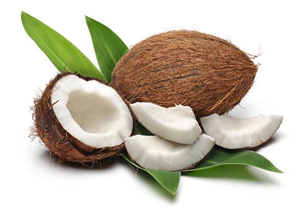 椰子能毁灭细菌、病毒和真菌。(Fotolia )