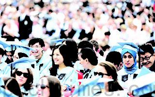 美102萬名國際學生 29%來自中國