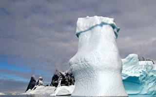 研究:南極冰溶倍增 海平面年增0.45毫米