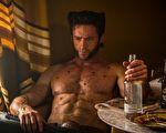 《X戰警:未來昔日》劇照,休•傑克曼飾演的金鋼狼。(福斯提供)