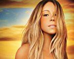 瑪麗亞‧凱莉(Mariah Carey) 新輯封面。(UNIVERSAL MUSIC提供)