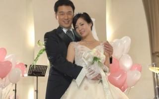 陈仙梅老公贴心不离身 乐当幸福妻