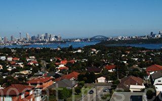 悉尼這些區房租比五年前還要低