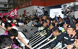 香港高鐵「出事」剷特首梁振英班底