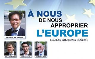法国华裔开始扣敲欧洲议会大门
