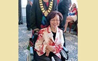 為澳中風患者帶來歡笑與希望的華裔女性