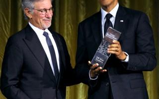 大屠杀真相基金会20年纪念 奥巴马受奖