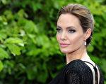2014年5月8日,安吉丽娜•朱莉亮相《沉睡魔咒》伦敦记者会。(Eamonn M. McCormack/Getty Images)
