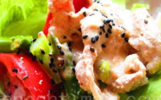 玩料理:豆浆涮肉片汇蔬菜沙拉