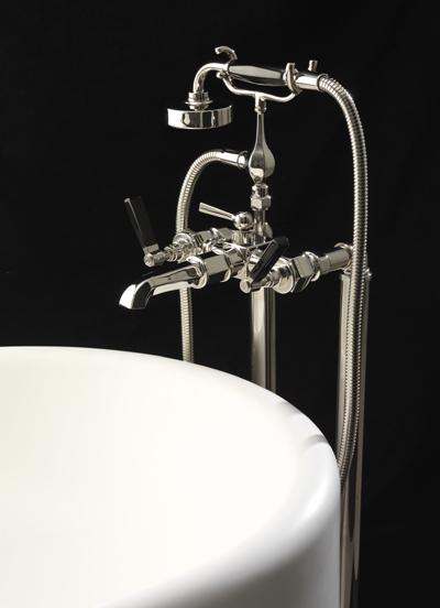 Jubilee經典浴缸五金件。(圖/Devon & Devon提供)