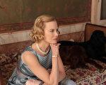《为爱璀璨:永远的葛丽丝》妮可‧基嫚诠释葛丽丝‧凯莉王妃。(甲上娱乐提供)