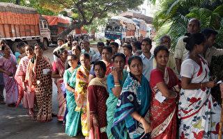 印度投票率66.38%  历史新页