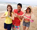陈德烈出发到泰国。(福斯国际电视网提供)