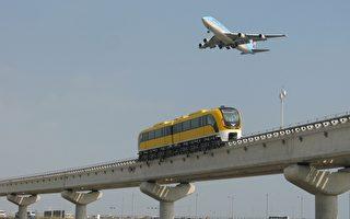 """南韩第1辆""""城市型磁浮列车""""7月通车,首阶段试营运 仁川机场至龙游约6.1公里的路段。南韩是继日本之后 ,第2个使城市型磁浮列车商用化的国家。 (韩国机械研究院提供)"""