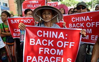 組圖:越排華示威浪潮蔓延菲泰