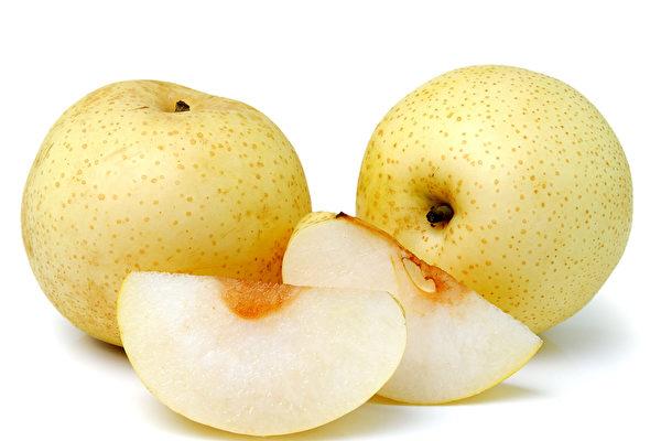 梨是立秋時節養生及食療兩相宜的好食材,有潤肺、消痰、清熱、解毒等功效。(Fotolia)