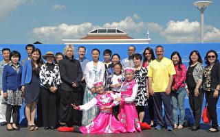 纽约购物中心与大纪元共办亚裔文化活动