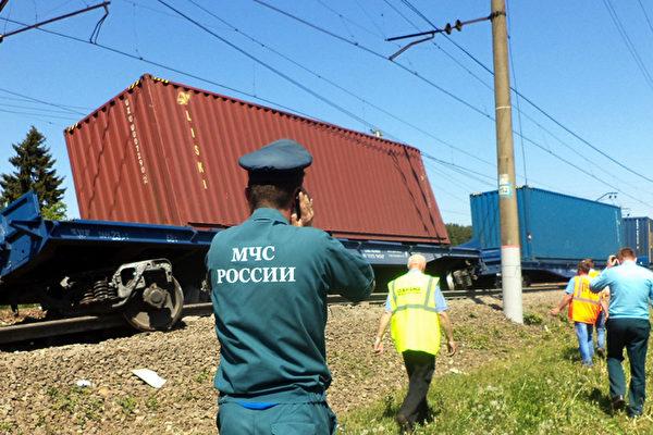 莫斯科兩列車相撞 9死45傷