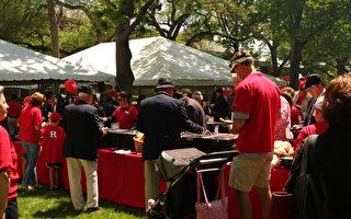 新澤西羅格斯大學舉辦校友聚會