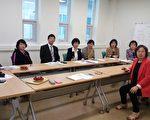 """图为""""融合周末学校""""的老师们(图片由""""在韩同胞教师协会""""提供)"""