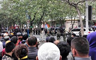 外媒:新疆暴力 襲擊目標明顯改變