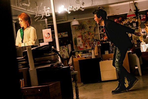 世界首映《相愛的七種設計》由許瑋甯、莫子儀演譯愛情、職場與人性的都會觀。(臺北電影節提供)