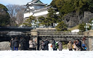 日本皇宫宫殿 首次对一般民众开放
