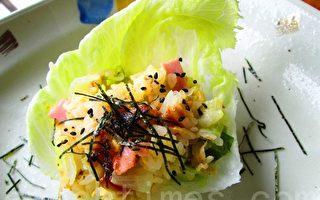 翠舟火腿蛋壽司飯(攝影:家和/大紀元)