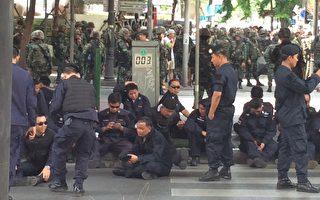 """张粟田:""""泰国,没有军事政变"""""""