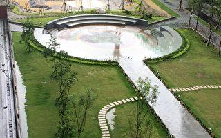 加工区公私协力  打造第二园区核心广场