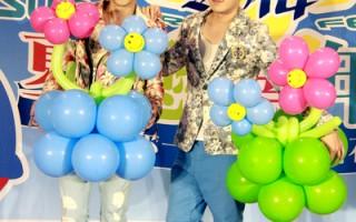 AK于5月29日出席花莲夏日嘉年华演唱会记者会。(达腾娱乐提供)