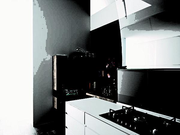 新逻辑厨房。(图/Valcucine提供)