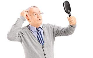 3个部位长白发透露内脏病变信号