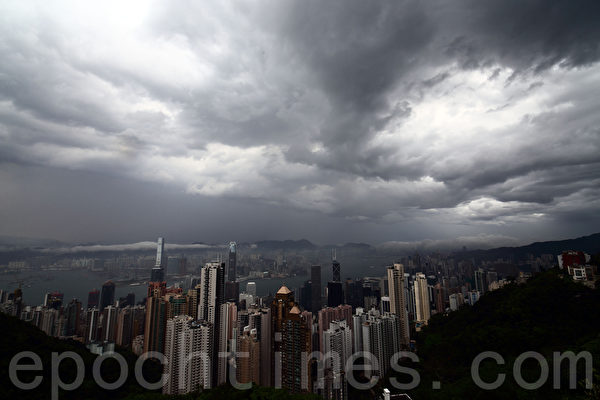 京港摊牌在即 香港成中国政局风暴中心