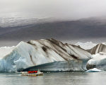 一項由美國前財政部長保爾森主導的關注氣候變化的風險商業項目(Risky Business)週二發佈研究報告稱,未來20年氣候變化可能給美國帶來數十億的經濟損失。(MARCEL MOCHET/AFP)