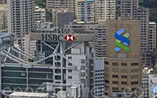 报告: 外银大陆曝险大增 香港业者为最