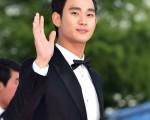 金秀贤。(JUNG YEON-JE/AFP/Getty Images)