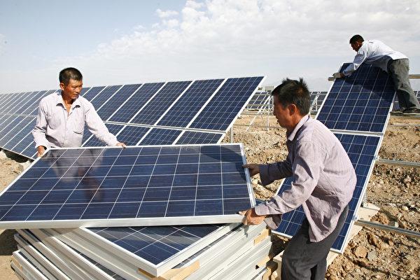美政府禁止進口部分新疆產太陽能板材料