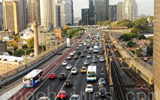 報告:悉尼墨爾本12年後交通將陷癱瘓