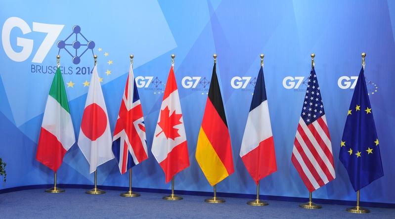 G7外長聯合聲明:促北京放棄港版國安法