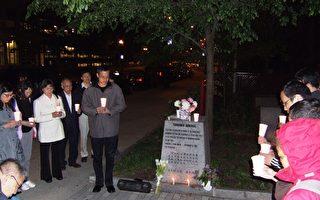 王丹抱病出席哈佛六四25周年