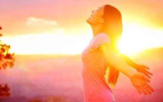 曬太陽增強免疫力 專家建議每天二次