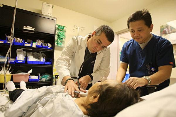 美国新健保法实施后 急诊室流量大增