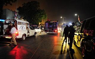巴基斯坦機場遭恐襲 17死18傷